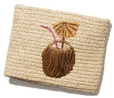 Hat Attack Coconut Drink clutch