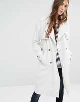 Tommy Hilfiger Classic Belted Trench Coat