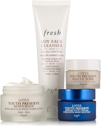 Fresh Day & Night Dewy Skin Care Set