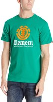 Element Men's Vertical Short Sleeve T Shirt