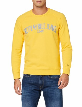 Replay Men's M3231 .000.22890CS Sweatshirt