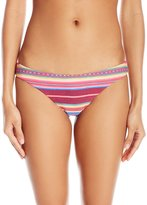 Billabong Women's Meshin with You Reversible Tropic Bikini Bottom