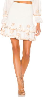 Majorelle Milford Mini Skirt