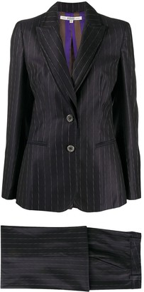 Gianfranco Ferré Pre Owned 1990s Pinstripe Two-Piece Suit