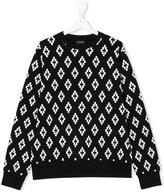 Marcelo Burlon County Of Milan Kids teen Sheg sweatshirt