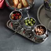Double-Wall Insulated Condiment Trays