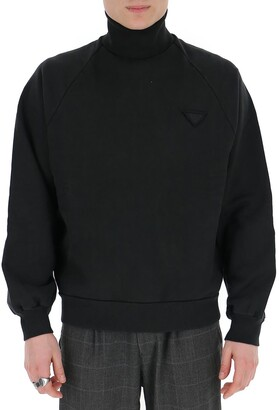 Prada Turtleneck Sweatshirt