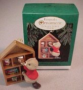 Hallmark Collecting Memories 1995 Club Keepsake Ornament