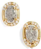 Melinda Maria Zoey Stud Earrings