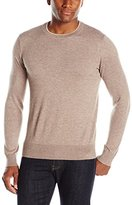Jack Spade Men's Jersey Stitch Crew-Neck Sweater