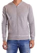 Dondup Men's Grey Wool Sweatshirt.