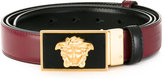 Versace reversible Medusa belt - men - Calf Leather - 95