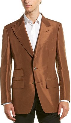 Tom Ford Basic Base M Silk Jacket