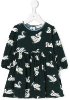 Stella McCartney swan print dress