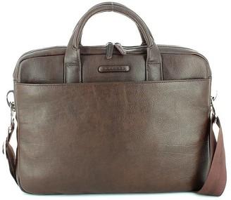 Piquadro Brown Briefcase