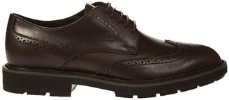 Tod's Tods Brogue Derby Shoes