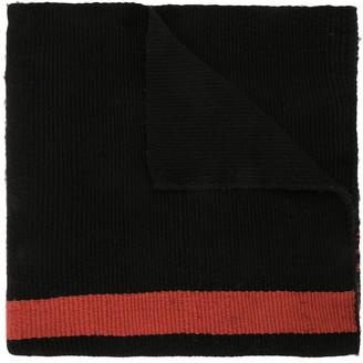 Voz Comunidad wrap scarf