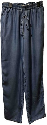 Michael Kors Blue Denim - Jeans Trousers for Women