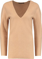 Agnona Wool and cashmere-blend sweater