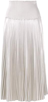A.L.C. Herding lightweight pleated skirt