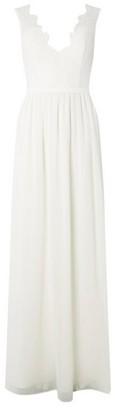 Dorothy Perkins Womens **Showcase White Constance Bridal Dress