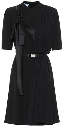 Prada Belted minidress
