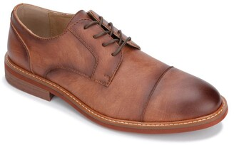 Kenneth Cole Reaction Jimmie Cap Toe Derby
