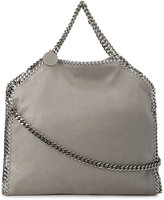 Stella McCartney Falabella foldover tote - women - Polyester/Brass - One Size