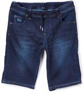 Buffalo David Bitton Medium Wash Evan-X Shorts - Boys