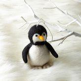 west elm Felt Penguin Ornament