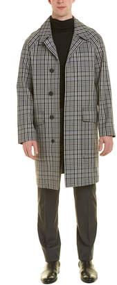 Tom Ford Suede-Trim Jacket