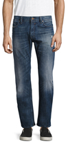 Diesel Safado L.32 Straight Fit Cotton Jeans