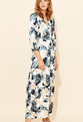 MBYM Reeda Zaria Print Dress - L