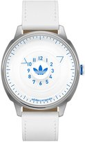 adidas Men's 'San Fransico' Quartz Stainless Steel and Leather Casual Watch, Color: (Model: ADH3127)