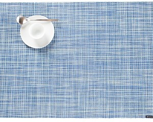 Chilewich Mini Basketweave Placemat, 14 x 19