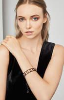 BCBGMAXAZRIA Double Chain Stone Bracelet