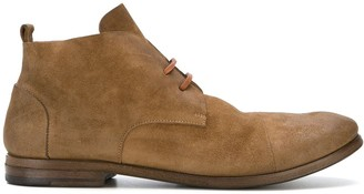 Marsèll lace up ankle boots