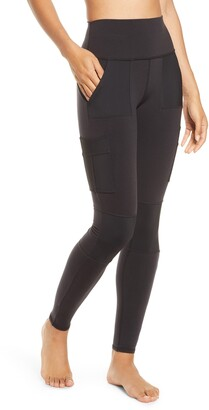 Alo High Waist Cargo Leggings