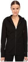 Yohji Yamamoto Track Hoodie Women's Sweatshirt