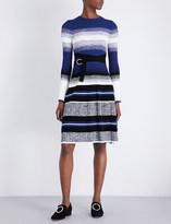 Sportmax Diretta knitted dress
