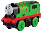 Thomas & Friends Fisher-Price Wooden Railway Battery-Operated Percy