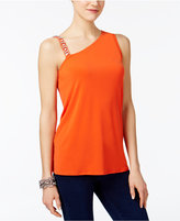 INC International Concepts One-Shoulder Top, Created for Macy's