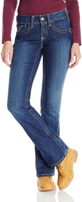 Ariat Women's Flame Resistant Mid Rise Bootcut Jean
