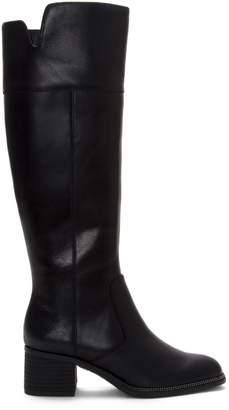 Franco Sarto Lucianna Leather Riding Boots