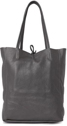 Sofia Cardoni Pebbled Leather Hobo Bag