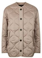 AllSaints Hayes Quilted Jacket