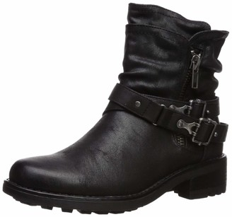 Carlos by Carlos Santana Women's Shiloh Motorcycle Boot