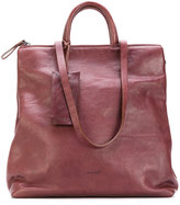 Marsèll multiple straps shoulder bag - women - Leather - One Size