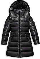 Moncler Girls' Moka Hooded Jacket - Sizes 2-6