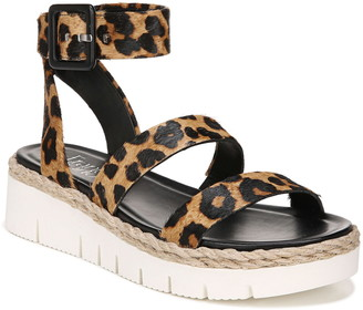 Franco Sarto Jackson Ankle Strap Platform Sandal